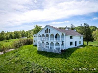 Herkimer, Ilion, Little Falls, Mohawk, Schuyler Single Family Home For Sale: 132 West Fiery Hill Road
