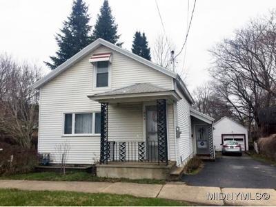 Oneida County Single Family Home For Sale: 804 Warren