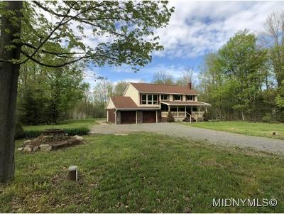 Westmoreland Single Family Home For Sale: 6599 Daily Rd.
