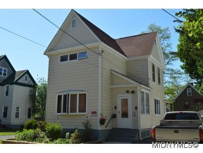 Oneida County Single Family Home For Sale: 1104 Addison Street