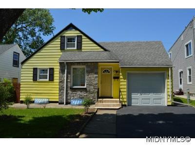 Oneida County Single Family Home For Sale: 1248 Hilton Ave