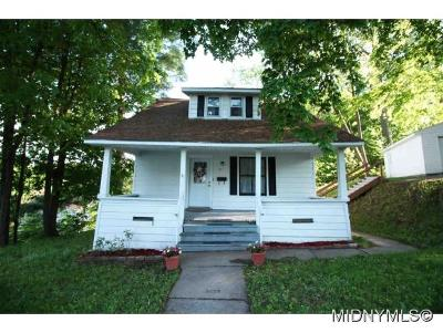 Herkimer County Single Family Home For Sale: 51 Grove St