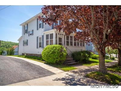 Herkimer County Single Family Home For Sale: 169 Burwell Street