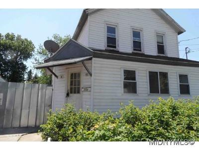 Oneida County Single Family Home For Sale: 502 Eagle Street