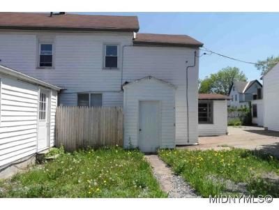 Oneida County Single Family Home For Sale: 1201 Taylor Ave