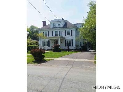 Herkimer County Single Family Home For Sale: 94 West Street