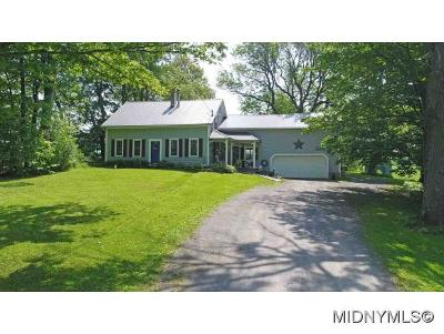 Deerfield Single Family Home For Sale: 6940 Harris Road