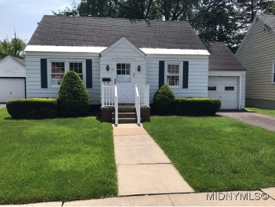 WHITESBORO Single Family Home For Sale: 33 Parkway Drive
