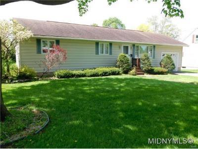 Sherrill Single Family Home For Sale: 117 Life Avenue