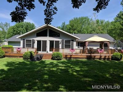 Sylvan Beach Single Family Home For Sale
