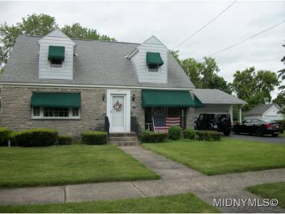Oneida County Single Family Home For Sale: 1224 Hammond
