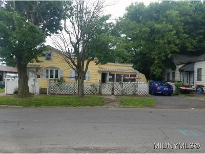 Oneida County Single Family Home For Sale: 1 Jason St