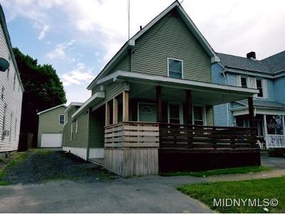 Oneida County Single Family Home For Sale: 772 Lansing St.