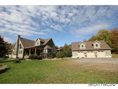 Camden Single Family Home For Sale: 10575 Loveland Rd S