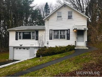 MARCY Single Family Home For Sale: 8537 Chaminade Road