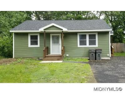 Oneida County Single Family Home For Sale: 105 Whittier Ave