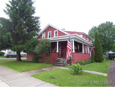Madison County Single Family Home For Sale: 111 North Main Street
