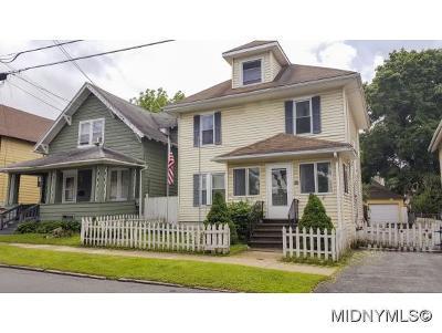 Oneida County Single Family Home For Sale: 38 Auburn Ave