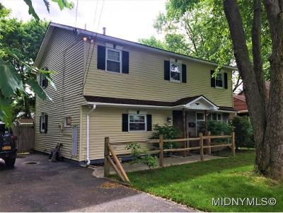 Oneida County Single Family Home For Sale: 407 Van Roen Rd