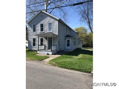 Whitestown Single Family Home For Sale: 36 West St