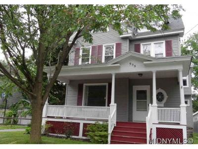 ROME Single Family Home For Sale: 905 N. Madison Street