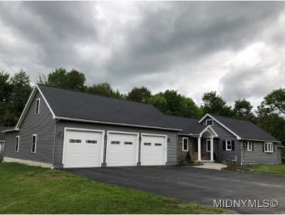 MARCY Single Family Home For Sale: 6037 Glass Factory Rd