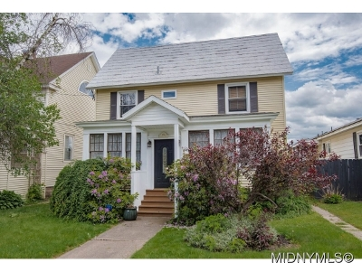 Rome Single Family Home For Sale: 910 N James St