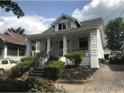 Oneida County Single Family Home For Sale: 1647 Bennett Street
