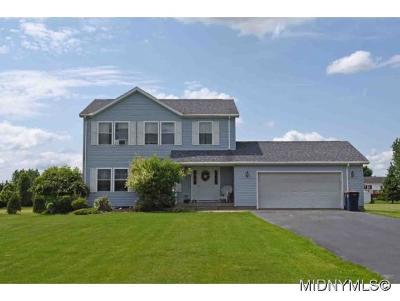 Herkimer, Ilion, Little Falls, Mohawk, Schuyler Single Family Home For Sale: 120 Alyssa Circle