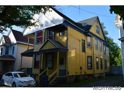 Utica Multi Family Home For Sale: 15 Grant Street