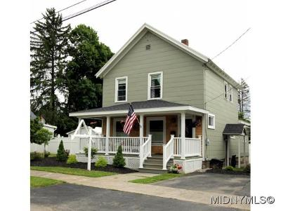 Herkimer County Single Family Home For Sale: 23 Newton Street