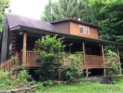 Madison County Single Family Home For Sale: 4136 Whitman Road
