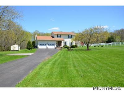 Oneida County Single Family Home For Sale
