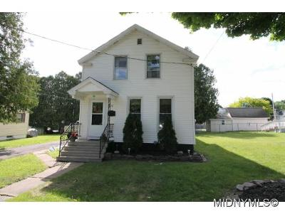 Herkimer County Single Family Home For Sale: 403 South Litchfield Street