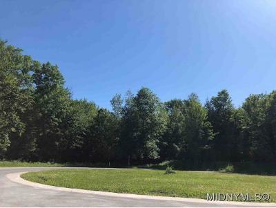 New Hartford Residential Lots & Land For Sale: Sylvan Way