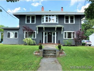 Herkimer County Single Family Home For Sale: 353 W Main Street