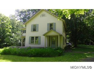 Herkimer County Single Family Home For Sale: 247 Dover Road