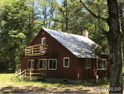 Herkimer County Single Family Home For Sale: 2323 State Route 29