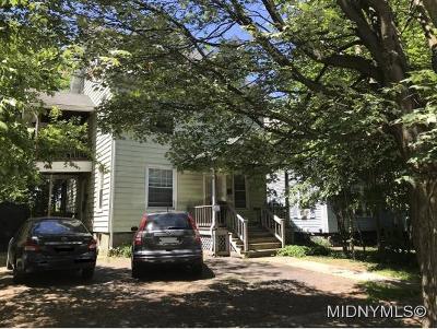 Utica Multi Family Home For Sale: 7 Amy Avenue