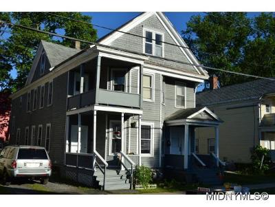 Utica Multi Family Home For Sale: 1133 Dudley Ave