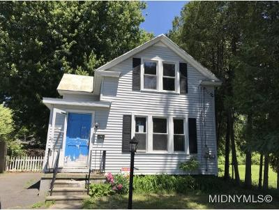 Rome Single Family Home For Sale: 758 W Court St
