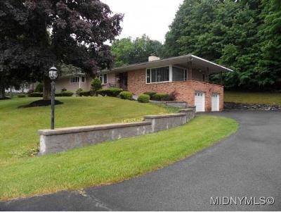 Herkimer County Single Family Home For Sale: 124 Christensen Road