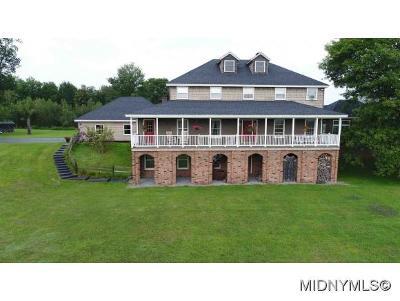 Camden Single Family Home For Sale: 2076 Hillside Drive