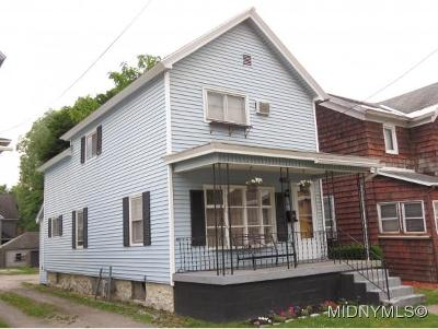 Herkimer County Single Family Home For Sale: 213 Harter Street