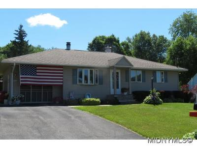 Rome Single Family Home For Sale: 234 Dale Road