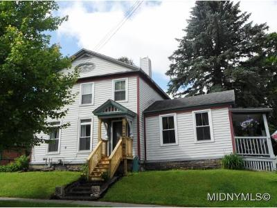 Oneida County Single Family Home For Sale: 114 White Street