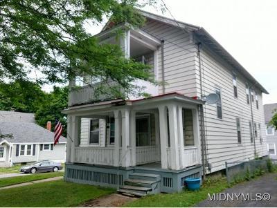 Utica Multi Family Home For Sale: 13 Leslie Ave