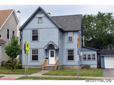 Herkimer County Single Family Home For Sale: 290 Otsego Street