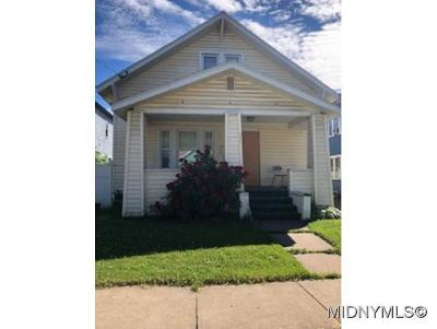 Utica Single Family Home For Sale: 111 Hawthorne Ave