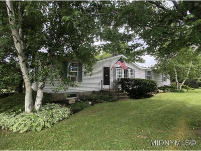 VERNON Single Family Home For Sale: 5721 Youngs Road